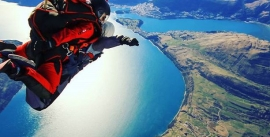 Book a Skydive North Island New Zealand