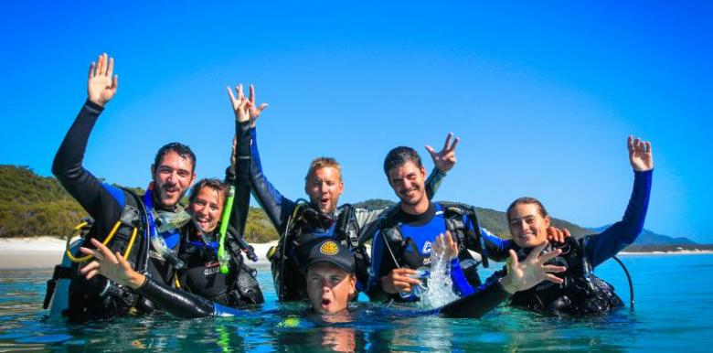 Anaconda 111:  2 Dive Package - Introductory Divers